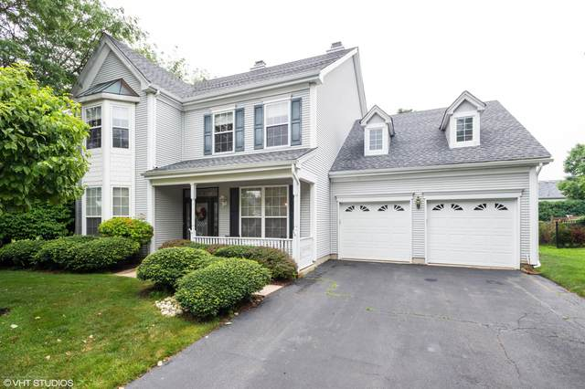 602 Robert Court, Morganville, NJ 07751 (#22013488) :: Nexthome Force Realty Partners