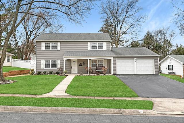 58 Ivy Way, Aberdeen, NJ 07747 (MLS #22013508) :: The Premier Group NJ @ Re/Max Central