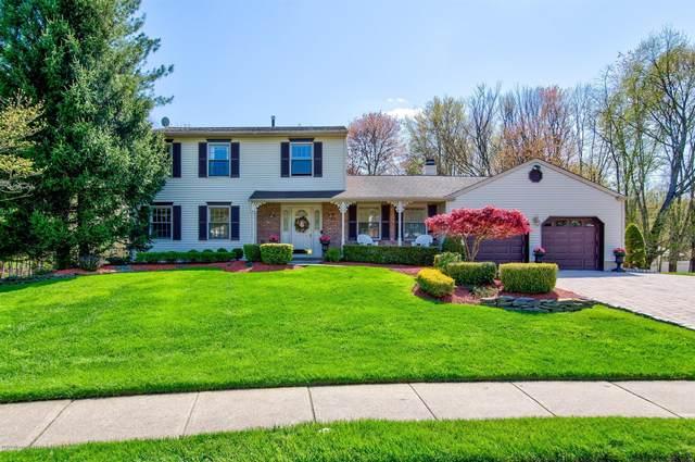 14 Carriage Court, Marlboro, NJ 07746 (MLS #22013548) :: The Dekanski Home Selling Team