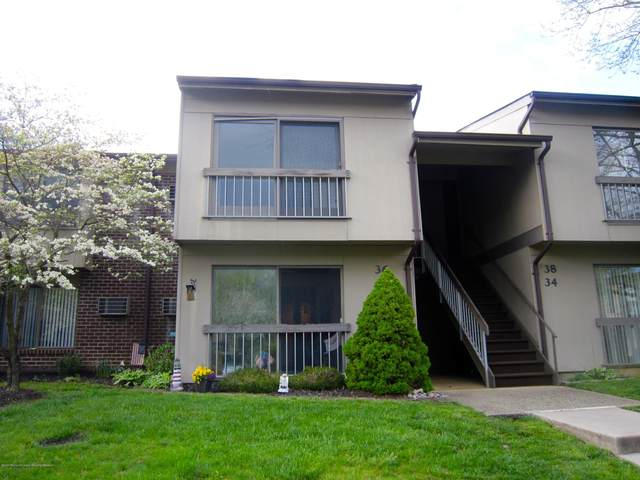 36 Lexington Court, Red Bank, NJ 07701 (MLS #22013780) :: The MEEHAN Group of RE/MAX New Beginnings Realty