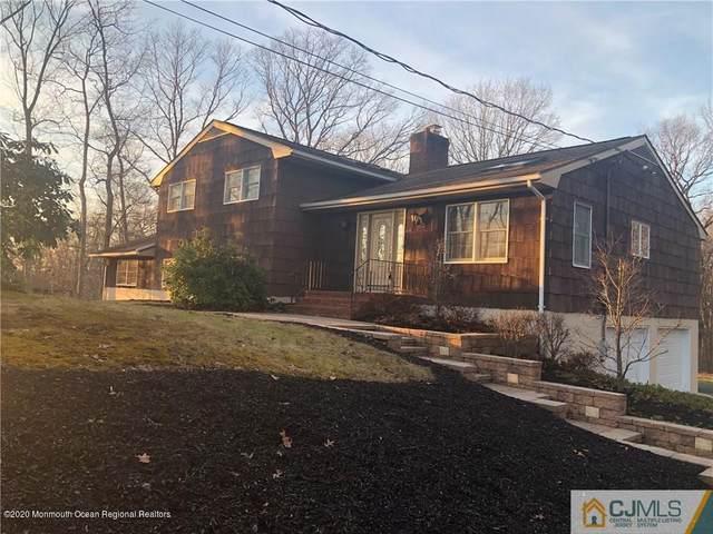 415 Hoffman Station Road, Monroe, NJ 08831 (MLS #22013798) :: The Sikora Group