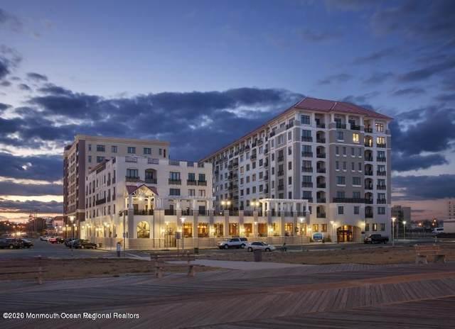 1501 Ocean Avenue #2603, Asbury Park, NJ 07712 (MLS #22013819) :: The MEEHAN Group of RE/MAX New Beginnings Realty
