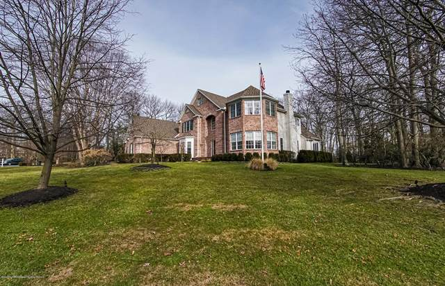 2814 Concord Drive, Wall, NJ 07719 (MLS #22013836) :: The Premier Group NJ @ Re/Max Central