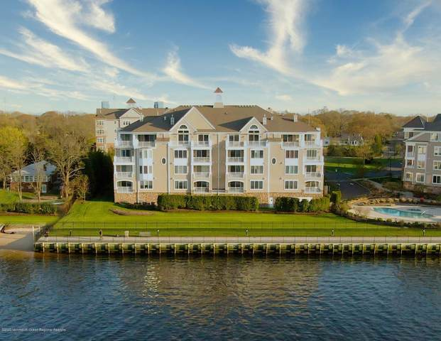 2201 River Road #3103, Point Pleasant, NJ 08742 (MLS #22013903) :: The Sikora Group