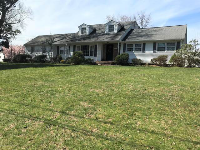 102 Nedshire Drive, Middletown, NJ 07748 (MLS #22013985) :: The Ventre Team