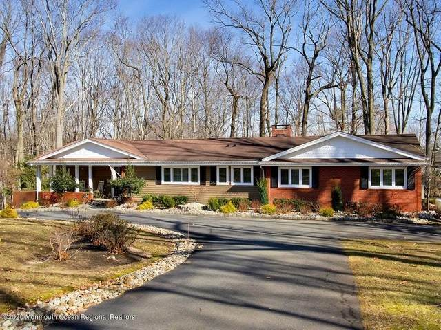 33 Squire Terrace, Colts Neck, NJ 07722 (MLS #22014076) :: The Premier Group NJ @ Re/Max Central