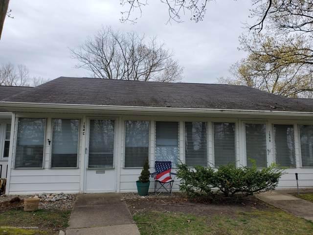 154C Huntington Drive #1003, Lakewood, NJ 08701 (MLS #22014121) :: The Premier Group NJ @ Re/Max Central