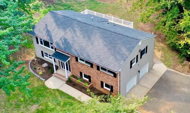 110 Manor Parkway, Lincroft, NJ 07738 (MLS #22014186) :: The MEEHAN Group of RE/MAX New Beginnings Realty