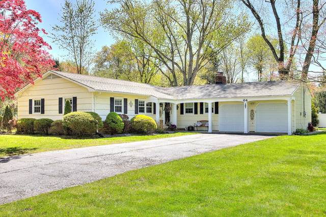 64 Woodcrest Drive, Freehold, NJ 07728 (MLS #22014204) :: The Premier Group NJ @ Re/Max Central