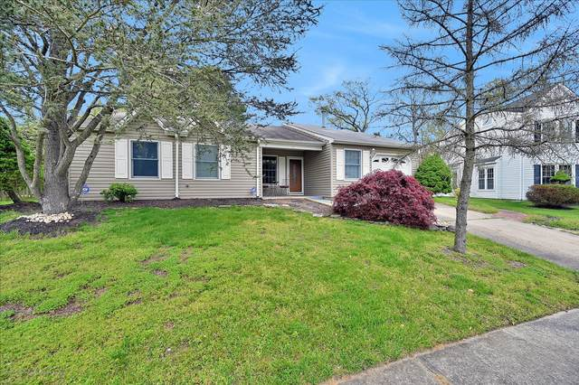 24 Providence Lane, Howell, NJ 07731 (MLS #22014329) :: The Dekanski Home Selling Team