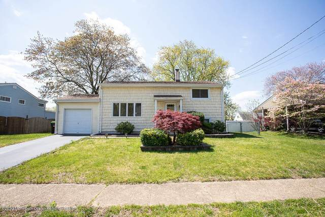 58 Nevada Drive, Hazlet, NJ 07730 (MLS #22014419) :: The Sikora Group