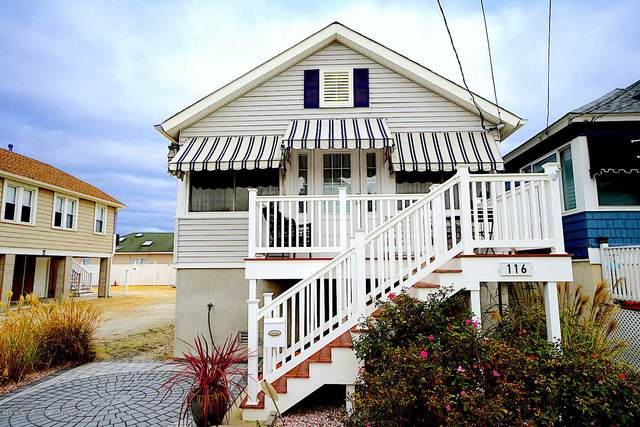 116 Randall Avenue, Point Pleasant Beach, NJ 08742 (MLS #22014440) :: The MEEHAN Group of RE/MAX New Beginnings Realty