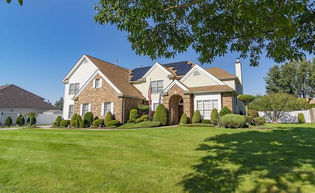 51 Polo Club Drive, Freehold, NJ 07728 (MLS #22014506) :: The Premier Group NJ @ Re/Max Central