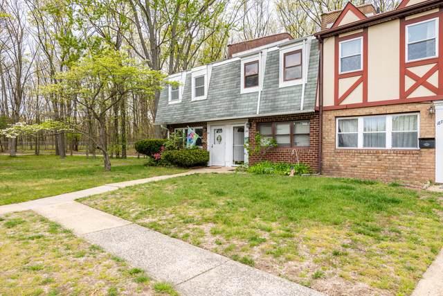 189 Briar Mills Drive, Brick, NJ 08724 (MLS #22014567) :: Team Pagano