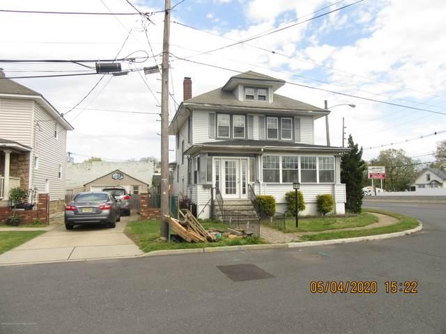 173 Chingarora Avenue, Keyport, NJ 07735 (#22014697) :: Daunno Realty Services, LLC