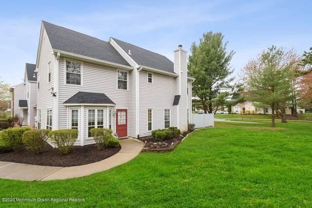7 Bennington Place, Morganville, NJ 07751 (MLS #22014701) :: The Sikora Group