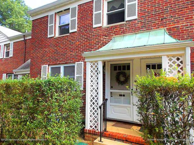 148 Manor Drive, Red Bank, NJ 07701 (MLS #22014729) :: The Sikora Group