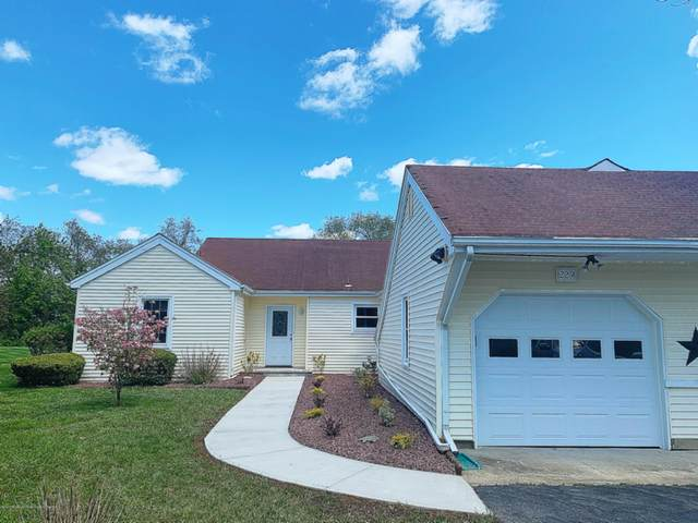 22 Calle De Elvira A, Freehold, NJ 07728 (#22014774) :: Nexthome Force Realty Partners