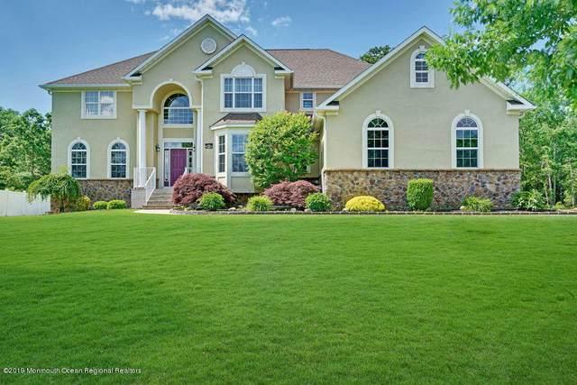 1830 Charlton Circle, Toms River, NJ 08755 (MLS #22014788) :: The Dekanski Home Selling Team