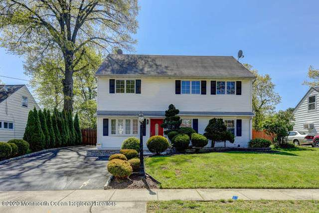 32 Ashley Road, Edison, NJ 08817 (#22014874) :: Daunno Realty Services, LLC