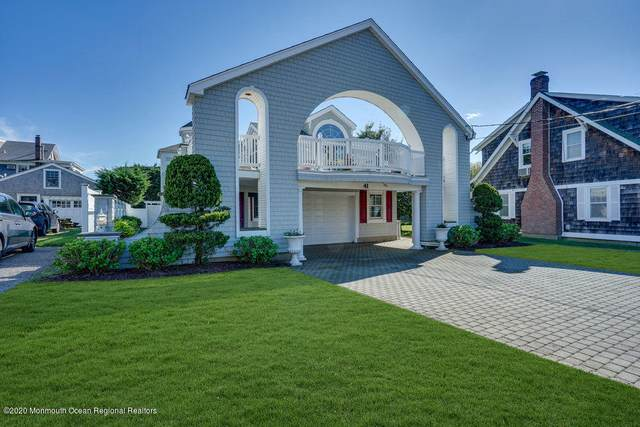 41 Osborne Avenue, Bay Head, NJ 08742 (MLS #22015002) :: The MEEHAN Group of RE/MAX New Beginnings Realty