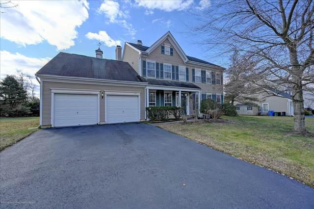 330 Seton Hall Drive, Freehold, NJ 07728 (#22015085) :: Nexthome Force Realty Partners