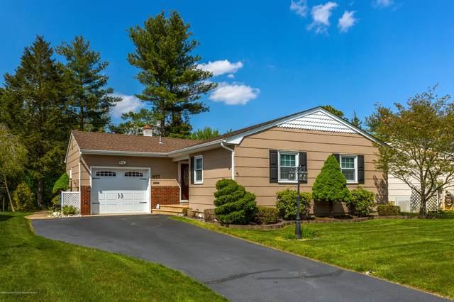 857 Edgebrook Drive N, Toms River, NJ 08757 (MLS #22015194) :: The Premier Group NJ @ Re/Max Central