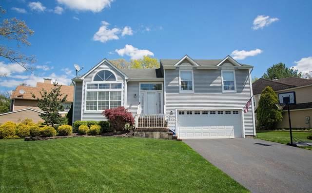 35 Arbor Drive, Howell, NJ 07731 (MLS #22015248) :: The Sikora Group