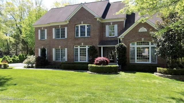 12 Cinnamon Court, Holmdel, NJ 07733 (#22015636) :: Nexthome Force Realty Partners