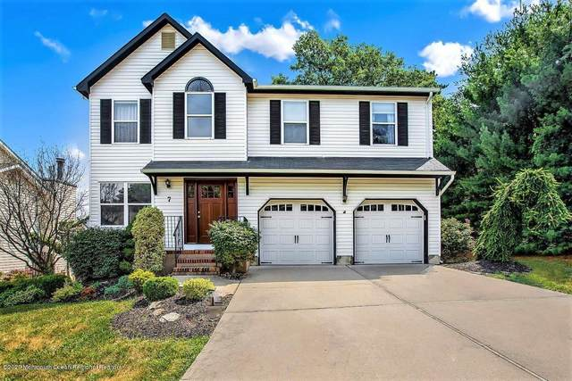7 Beretta Way, Howell, NJ 07731 (MLS #22015668) :: The Premier Group NJ @ Re/Max Central