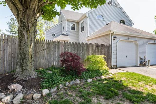 9 Holmes Court, Freehold, NJ 07728 (MLS #22015698) :: The Premier Group NJ @ Re/Max Central