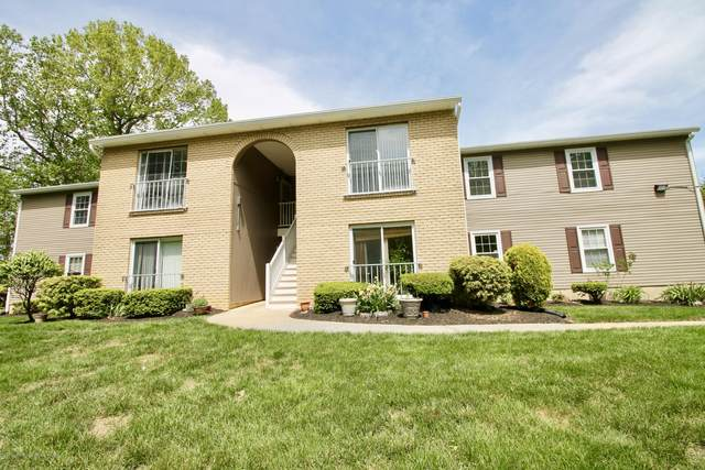 512 Harding Road #6, Freehold, NJ 07728 (MLS #22015742) :: The MEEHAN Group of RE/MAX New Beginnings Realty