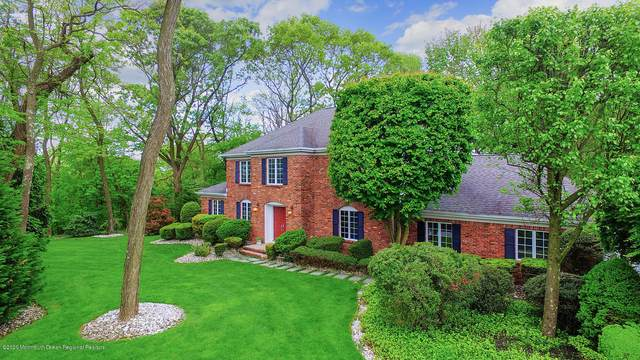 267 S Holland Road, Holmdel, NJ 07733 (#22015759) :: Nexthome Force Realty Partners