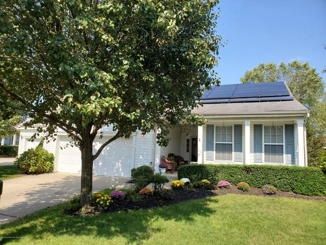 16 Cypress Point Drive, Neptune Township, NJ 07753 (#22015830) :: Nexthome Force Realty Partners