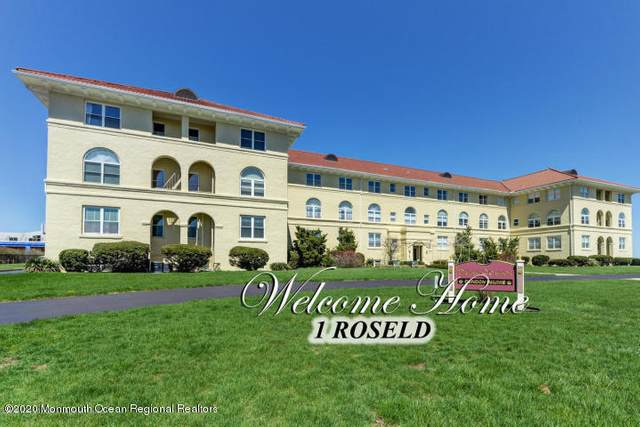 1 Roseld Avenue B17, Deal, NJ 07723 (MLS #22015896) :: Kiliszek Real Estate Experts