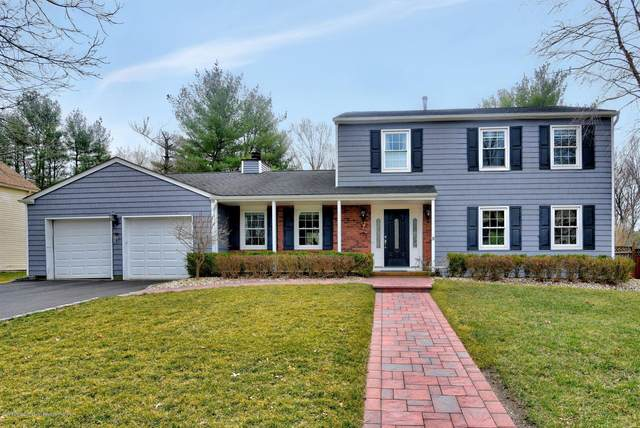70 Cannonade Drive, Marlboro, NJ 07746 (MLS #22015914) :: The Dekanski Home Selling Team