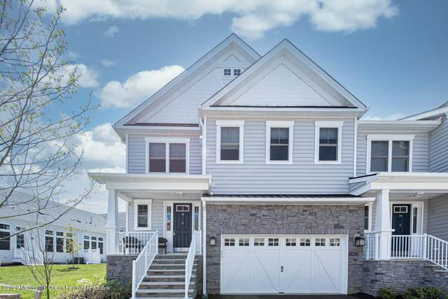 26 Foulks Terrace #1601, Lincroft, NJ 07738 (MLS #22015956) :: The Sikora Group