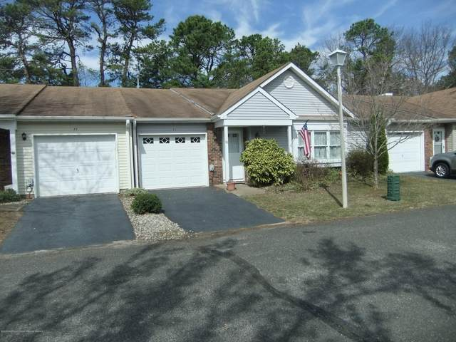 88 Chaucer Court #1000, Lakewood, NJ 08701 (#22015963) :: Nexthome Force Realty Partners
