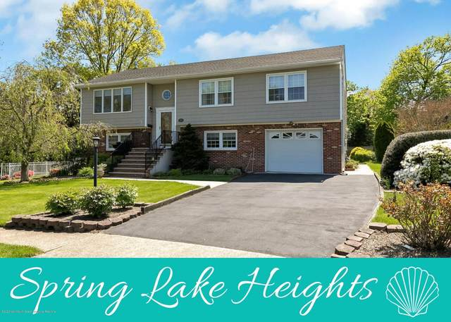 7 Jason Drive, Spring Lake Heights, NJ 07762 (#22016001) :: Nexthome Force Realty Partners