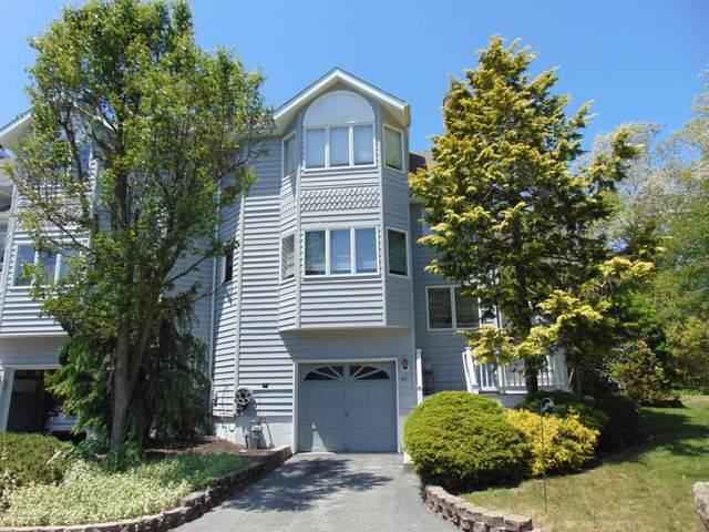 47 Violet Court 4G7, Toms River, NJ 08753 (MLS #22016041) :: The Dekanski Home Selling Team