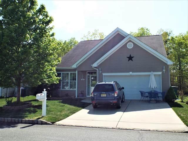 137 Briarwood Drive, Little Egg Harbor, NJ 08087 (MLS #22016044) :: Caitlyn Mulligan with RE/MAX Revolution