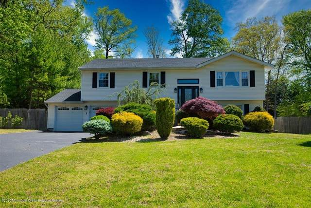 3 Birmingham Drive, Manalapan, NJ 07726 (MLS #22016097) :: The Premier Group NJ @ Re/Max Central