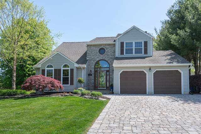 837 Holly Berry Lane, Brick, NJ 08724 (MLS #22016128) :: The MEEHAN Group of RE/MAX New Beginnings Realty