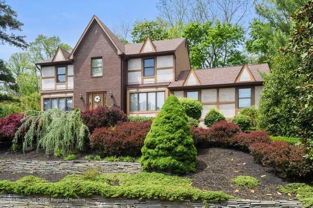 5 Doherty Drive, Middletown, NJ 07748 (MLS #22016133) :: The MEEHAN Group of RE/MAX New Beginnings Realty