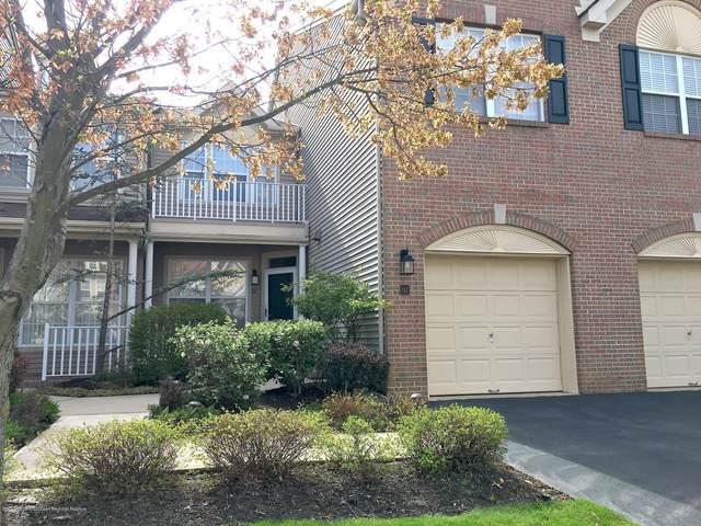 117 Persimmon Lane, Holmdel, NJ 07733 (#22016135) :: Nexthome Force Realty Partners