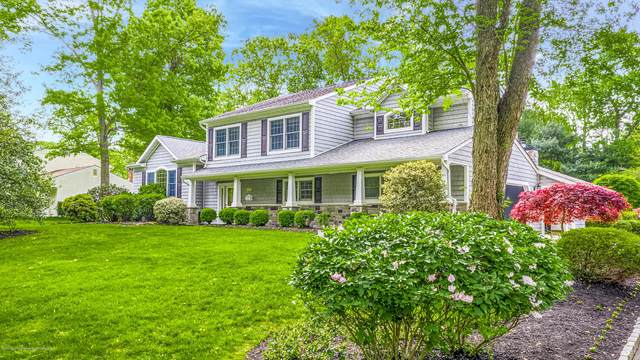 104 Midstream Place, Lincroft, NJ 07738 (MLS #22016142) :: The MEEHAN Group of RE/MAX New Beginnings Realty