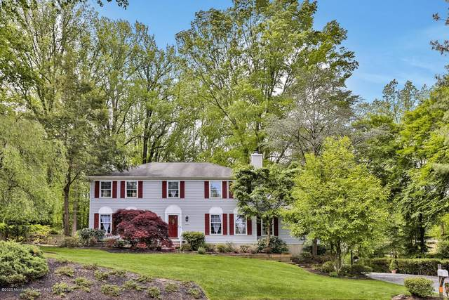 238 Woodland Drive, Lincroft, NJ 07738 (MLS #22016200) :: The MEEHAN Group of RE/MAX New Beginnings Realty