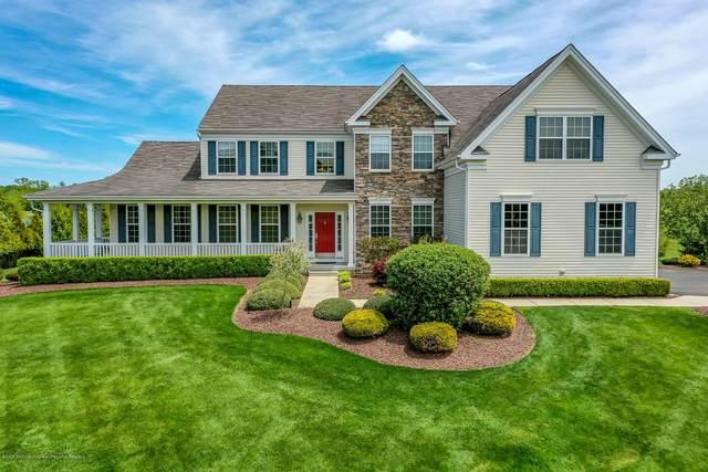 18 Furlong Drive, Millstone, NJ 08535 (MLS #22016210) :: Vendrell Home Selling Team