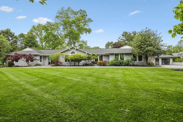 8 Riverside Drive, Rumson, NJ 07760 (#22016225) :: Nexthome Force Realty Partners