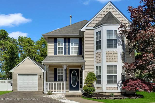 142 Hamlet Court, Toms River, NJ 08753 (MLS #22016248) :: The Premier Group NJ @ Re/Max Central